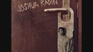 Watch Joshua Radin These Photographs video
