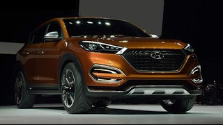 2018 Hyundai Tucson review and specification