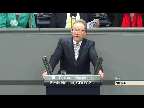 Erwin Rüddel: Finanzierung von Gesundheitsversorgung und Pflege [Bundestag 31.03.2017]