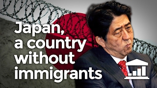 Why does JAPAN need IMMIGRANTS? - VisualPolitik EN