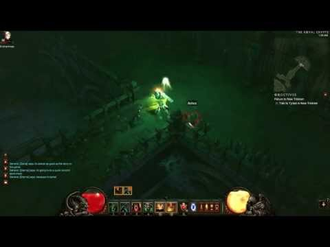 Diablo 3 - Farm 20k gold in less than 5 minutes - 250k+ an hour! Barbarian / Inferno
