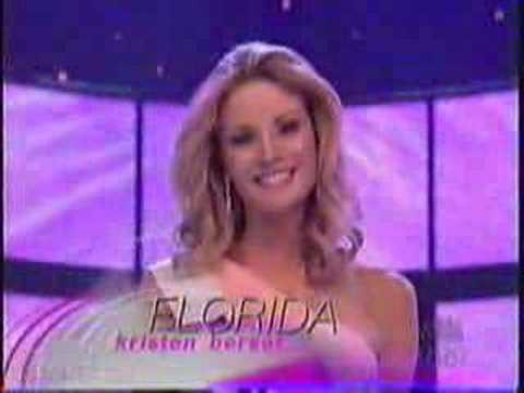 Miss USA 2004- Announcement of the Top 15