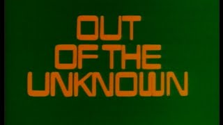 [BBC Out of the Unknown trailer   BFI DVD] Video