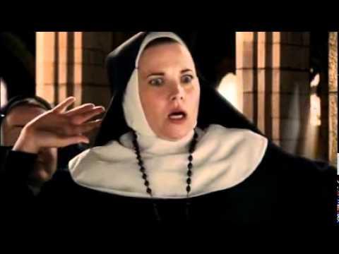 Sexy Nun - America Olivo (YT protest)