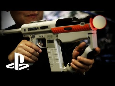 SOCOM 4: PlayStation Move Sharp Shooter