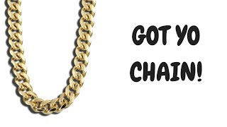 Rappers who got chain snatched  Ft. 50 Cent, Lil Uzi Vert, Yo Gotti, etc