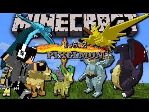 Server Minecraft Pixelmon 1.6.2 (no premium) - sparta99