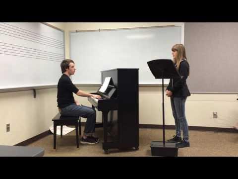 Mock Vocal/Choir Audition