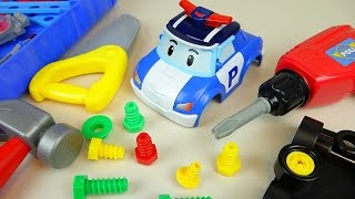 Fix car toys and Surprise eggs toys