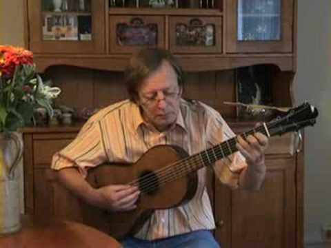 Larghetto Espressivo - Ferdinando Carulli - Romantic guitar