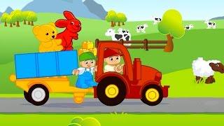 Dibujos infantiles educativos. Dibujos para niños de 3 a 4 anos. Dibujos infantiles para niños.