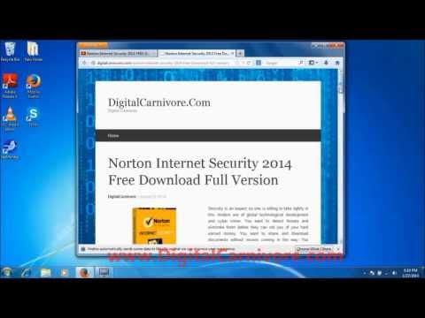 Norton Internet Security 2014 FREE Download Full Version ئهنتی ڤایروس ئانتی
