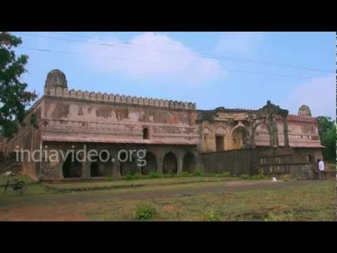Malik Mughith's Mosque at Mandu