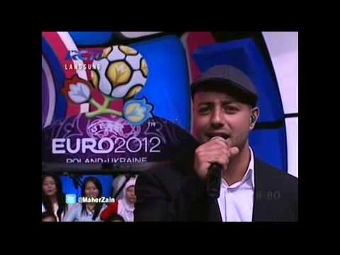 Maher Zain - Number One For Me (dahsyat Rcti) video
