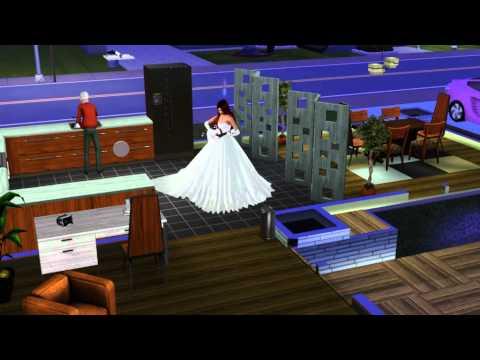 The Sims 3  Bonnie Hraje Na Kytaru
