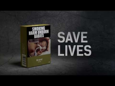 WHO: World No Tobacco Day 2016 - Get ready for plain packaging