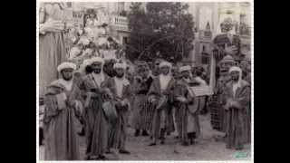 Año: 1957- Chirigota: Los Sarracenos- Pasodoble: Oh Cádiz.- LETRA.