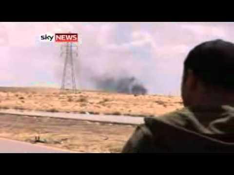 Libya: Fighting Continues Between Rebels & Gaddafi's Forces