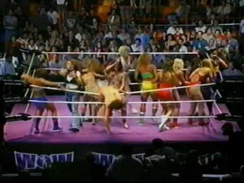 Women Of Wrestling - Episode 1: Battle Royal For Wow Championship video