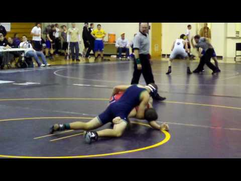Porter Ridge High School Wrestling Highlights