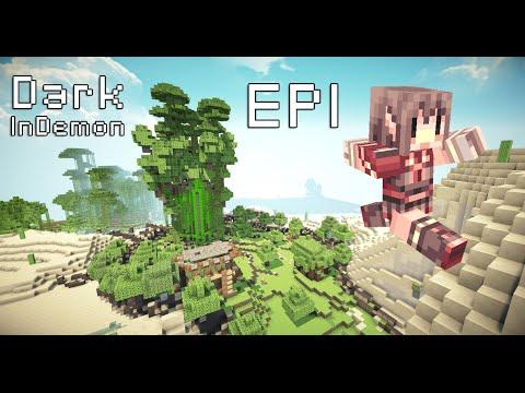 阿神的實況教室『Minecraft:Dark In Demon!』EP.1-RPG冒險世界開啟!