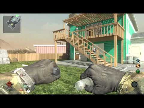 Call of Duty: Black Ops Offline Multiplayer Video 1: Nuketown (720p HD) - Xbox 360 - Jammers789