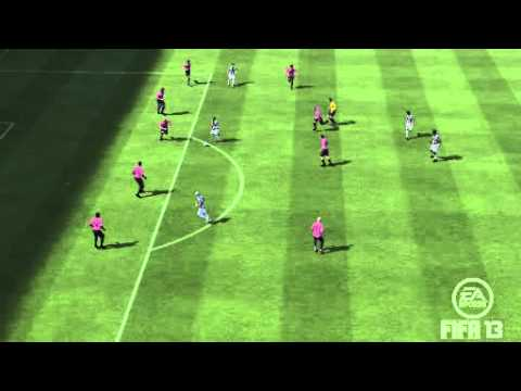 Sanamluang FC 2 — 1 -COZMIC TRAVEL – EA SPORTS Football.flv