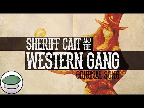 Sheriff Cait & The Western Gang - The Yordles (Original Song)