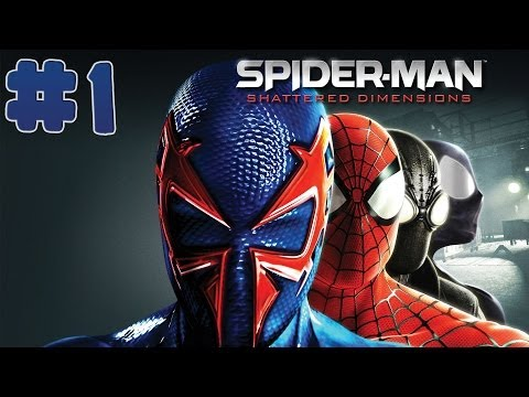 Spider-Man: Shattered Dimensions - Walkthrough - Part 1 - Tutorial (PC) [HD]