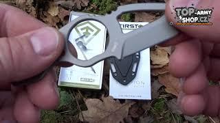 Představení nože Scorpion Mini First Tactical®