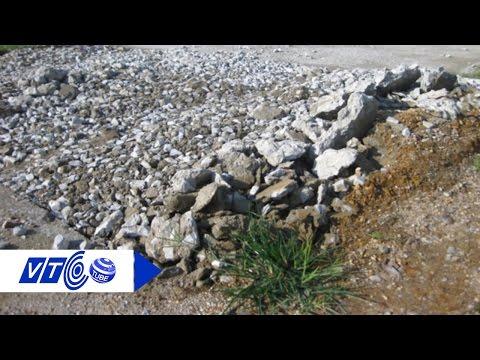 Đường nông thôn mới: Vừa làm xong đã hỏng nát | VTC thumbnail