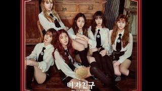 Download Lagu GFRIEND (여자친구) - FINGERTIP [MP3 Audio] Gratis STAFABAND