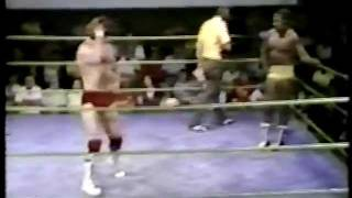 Kerry & David Von Erich Interview and Kerry as a heel against Sweet Brown Sugar.