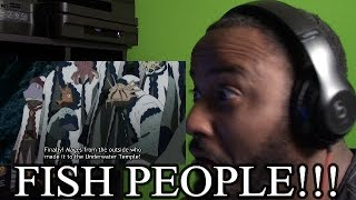 FISH PEOPLE!!! Black Clover Episode 42 *Reaction/Review*
