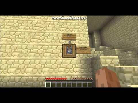 Minecraft 1.5 redstone ansa map lataa linkistä!!!