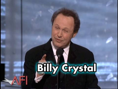 Billy Crystal Kicks Off the AFI Life Achievement Award: A Tribute To Robert De Niro