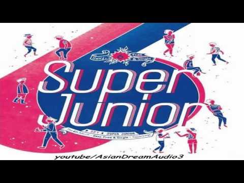 Super Junior (슈퍼주니어) - Spy [official Audio] English Sub video