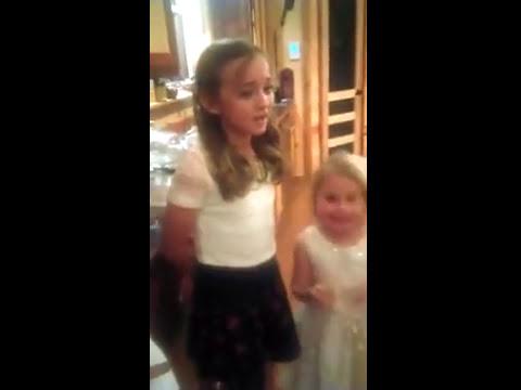 Niña hermosa que canta igual a Adele. #viral