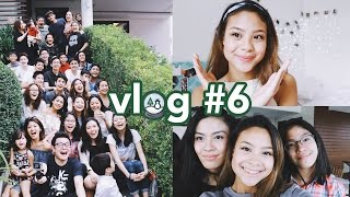 Holiday GRWM & Christmas Festivities (Pangilinan Mannequin Challenge) | Hannah Kathleen | Vlog #6