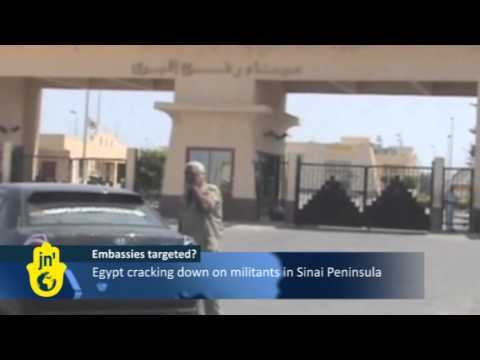 Egypt Jihad Group Plans Attack on US, Israel Embassies: Intelligence Documents Leaked, Crackdown
