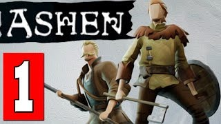 ASHEN: Gameplay Walkthrough Part 1 FULL GAME Lets Play Playthrough XBOX PC