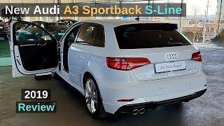 New Audi A3 S Line Sportback 2019 Review Interior Exterior