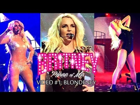 Britney Spears - Piece Of Me: Live from Las Vegas VIDEO #1