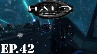 Halo: Combat Evolved Anniversary - Part 42_ Familiar Surroundings - Walkthrough / Let's Play