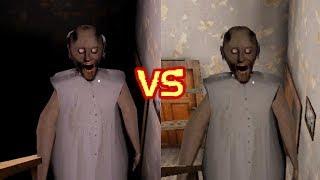 Dark Mode vs Normal Mode - Granny