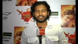 Attakathi - Dinesh Speaks at Attakathi Movie Press Meet