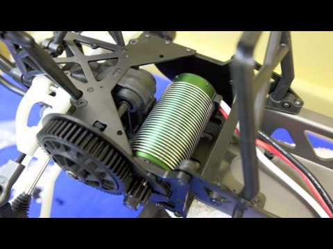 HPI Baja 5b Castle Creations Brushless Conversion LSN Part 3