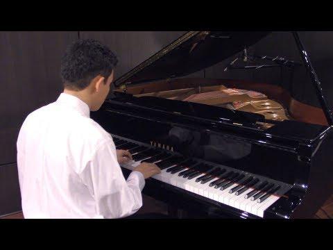 For Unto Us a Child is Born   Piano Solo   Full Transcription