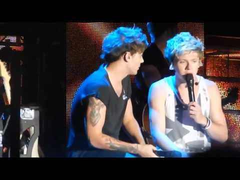 Over Again- One Direction- Hershey Park 7.06