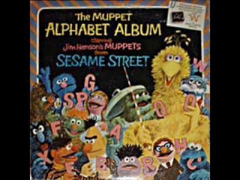 Sesame Street - My Favorite Letter